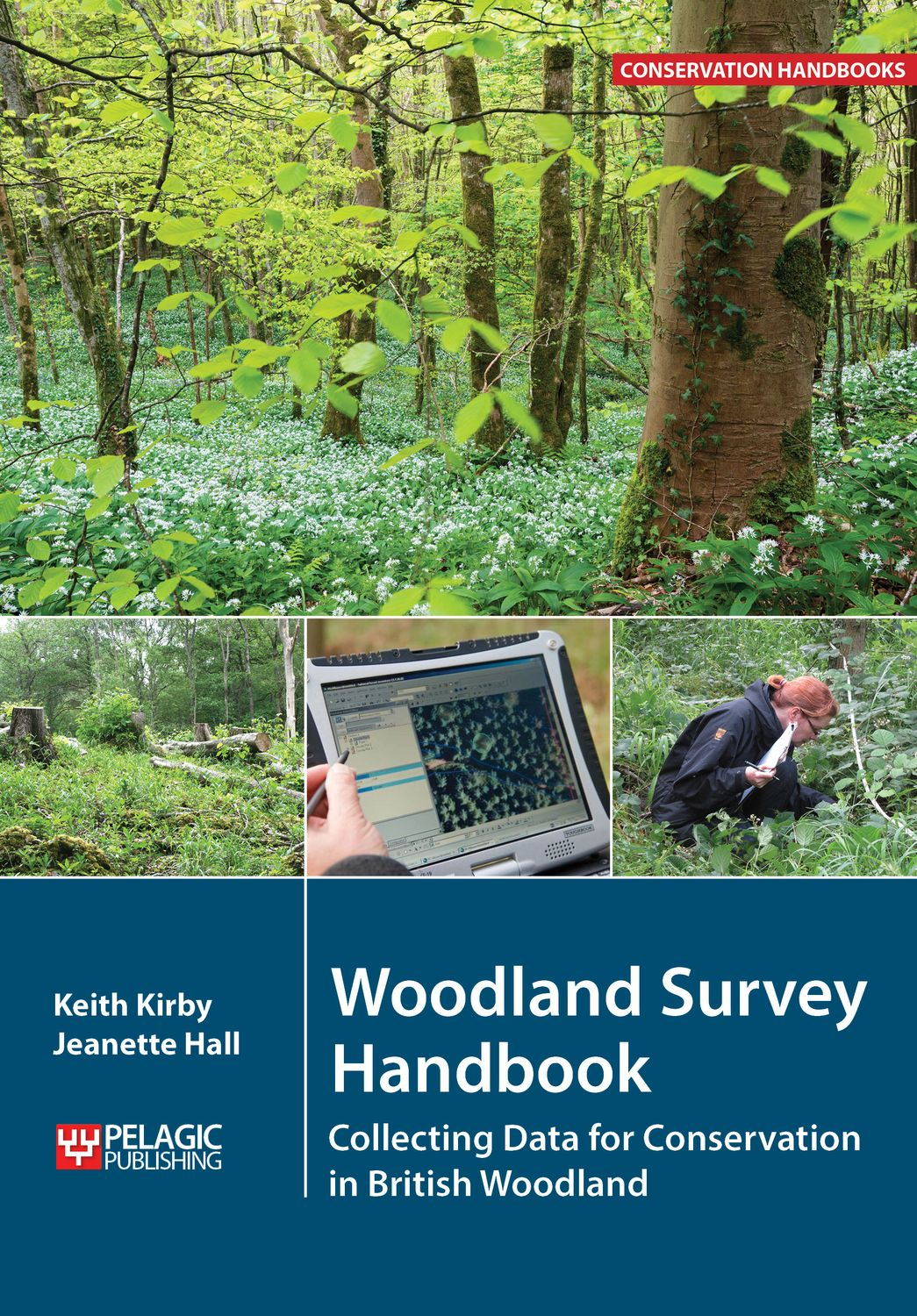Woodland Survey Handbook - Pelagic Publishing