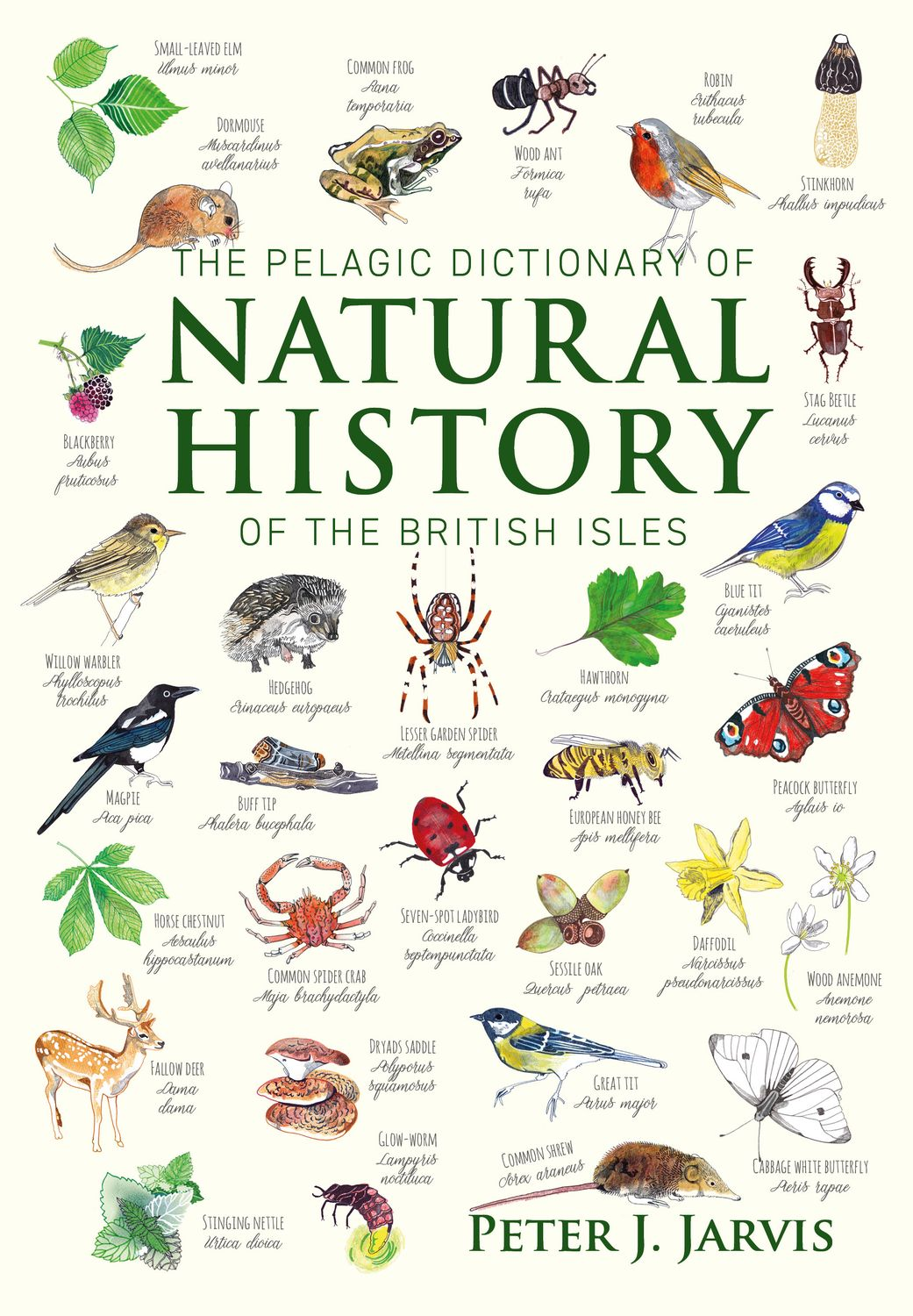 The Pelagic Dictionary of Natural History of the British Isles - Pelagic Publishing