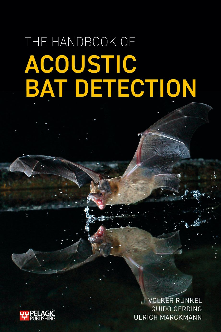 The Handbook of Acoustic Bat Detection
