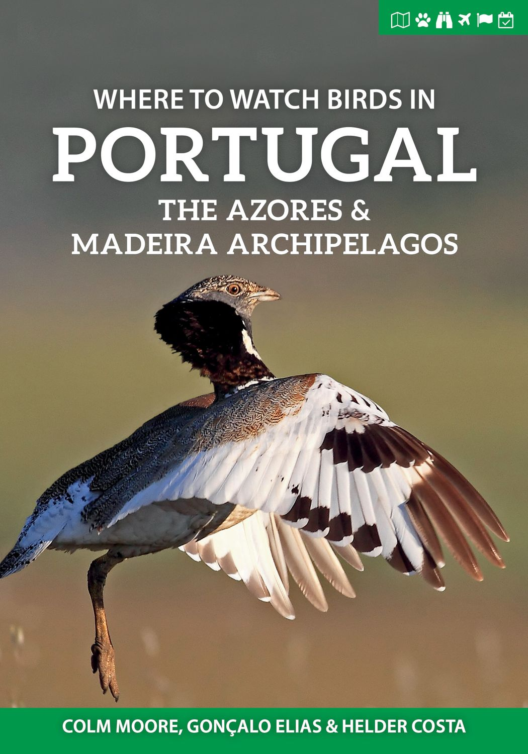 Where to Watch Birds in Portugal, the Azores & Madeira Archipelagos - Pelagic Publishing