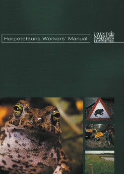 Herpetofauna Workers' Manual - Pelagic Publishing