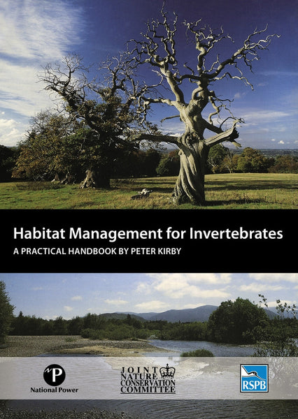 Habitat Management for Invertebrates - Pelagic Publishing