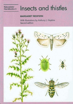 Insects and thistles - Pelagic Publishing