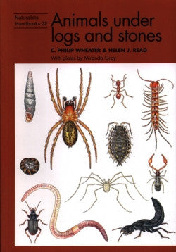 Animals under logs and stones - Pelagic Publishing
