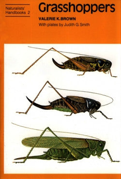 Grasshoppers - Pelagic Publishing