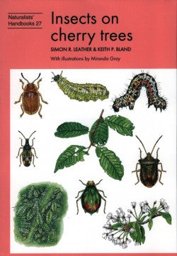 Insects on cherry trees - Pelagic Publishing