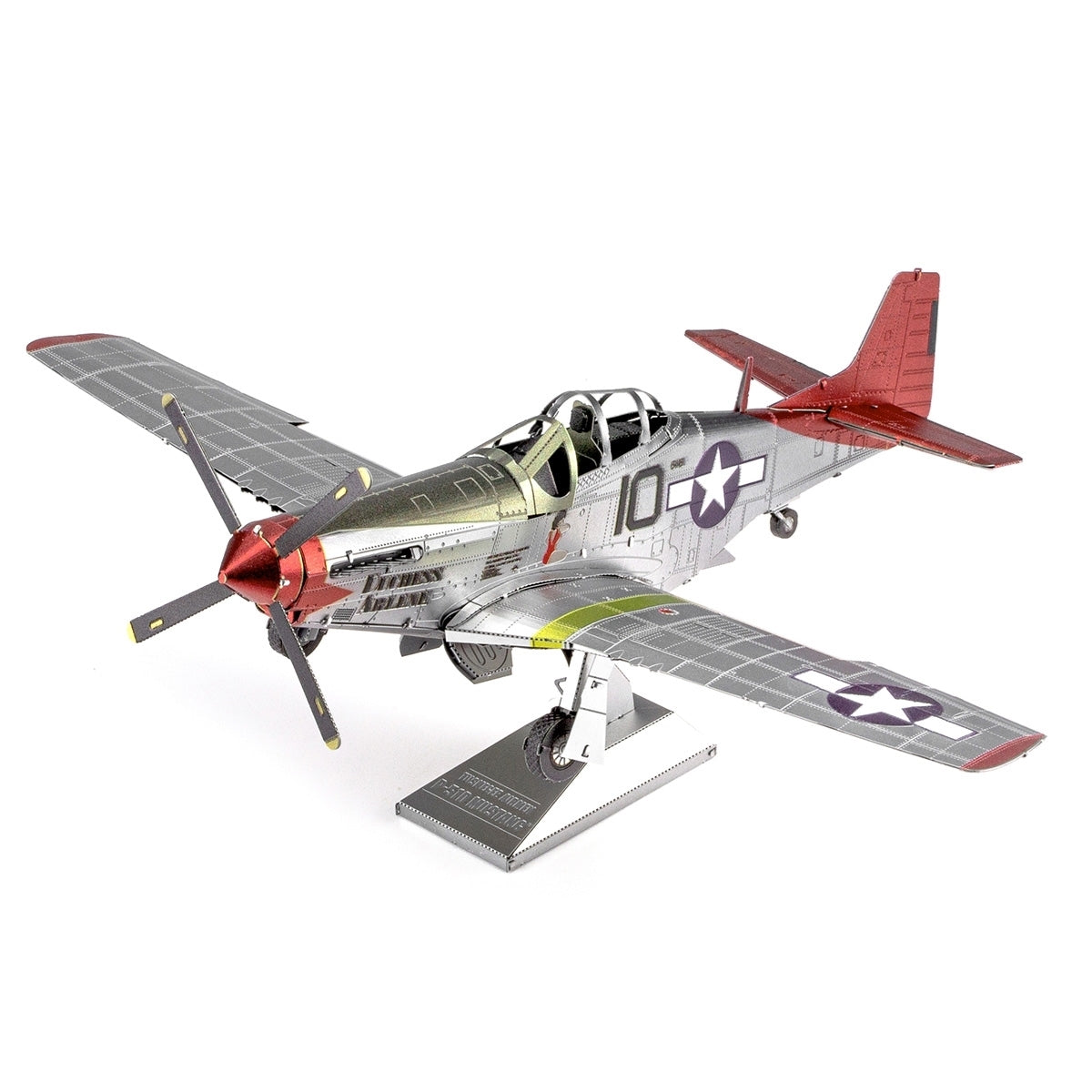 Aviation Metal Earth Models (Color)