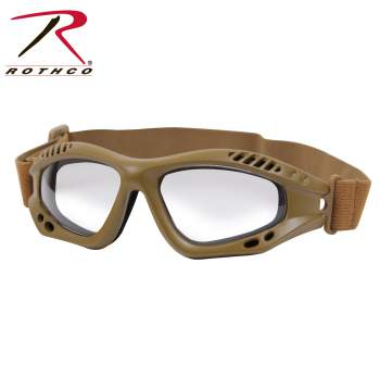 Goggles - ANSI Rated Tactical Goggles