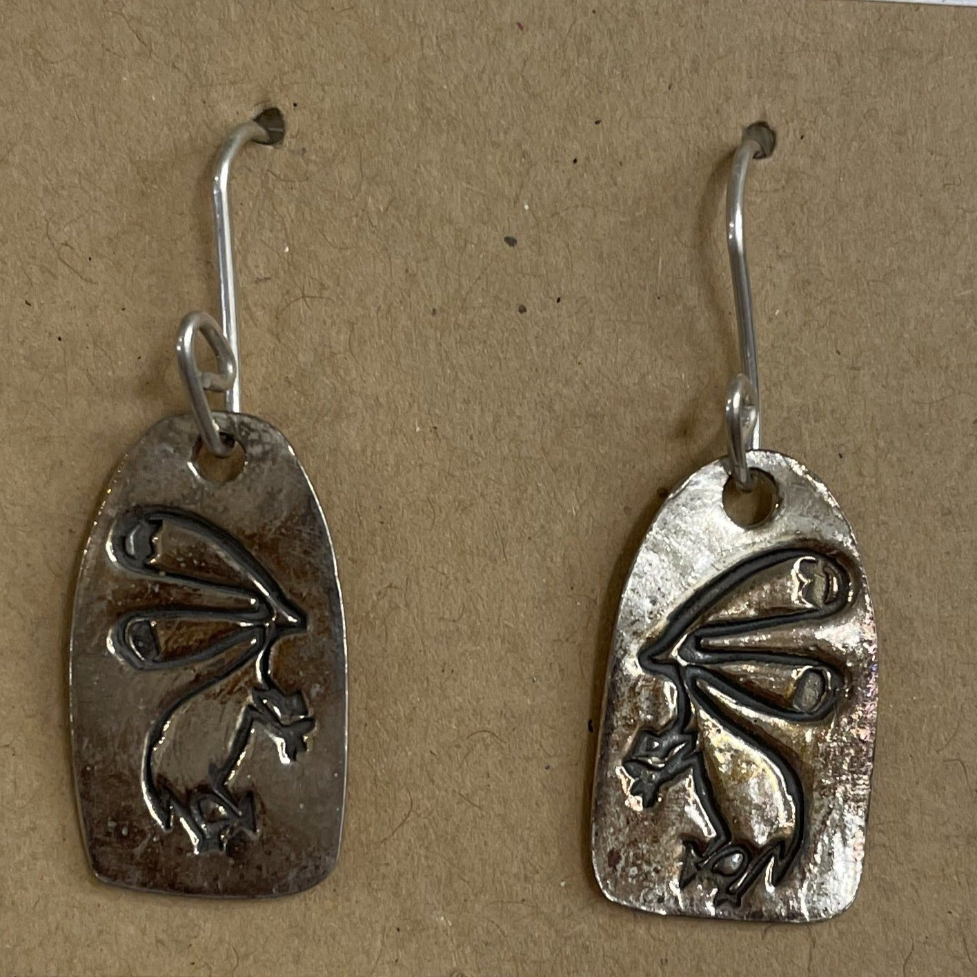 Wolfe Wind Dinwoody Rabbit Earrings
