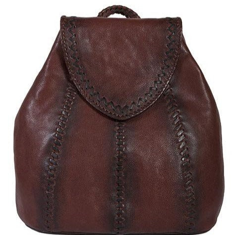 Kalahari Leather Backpack