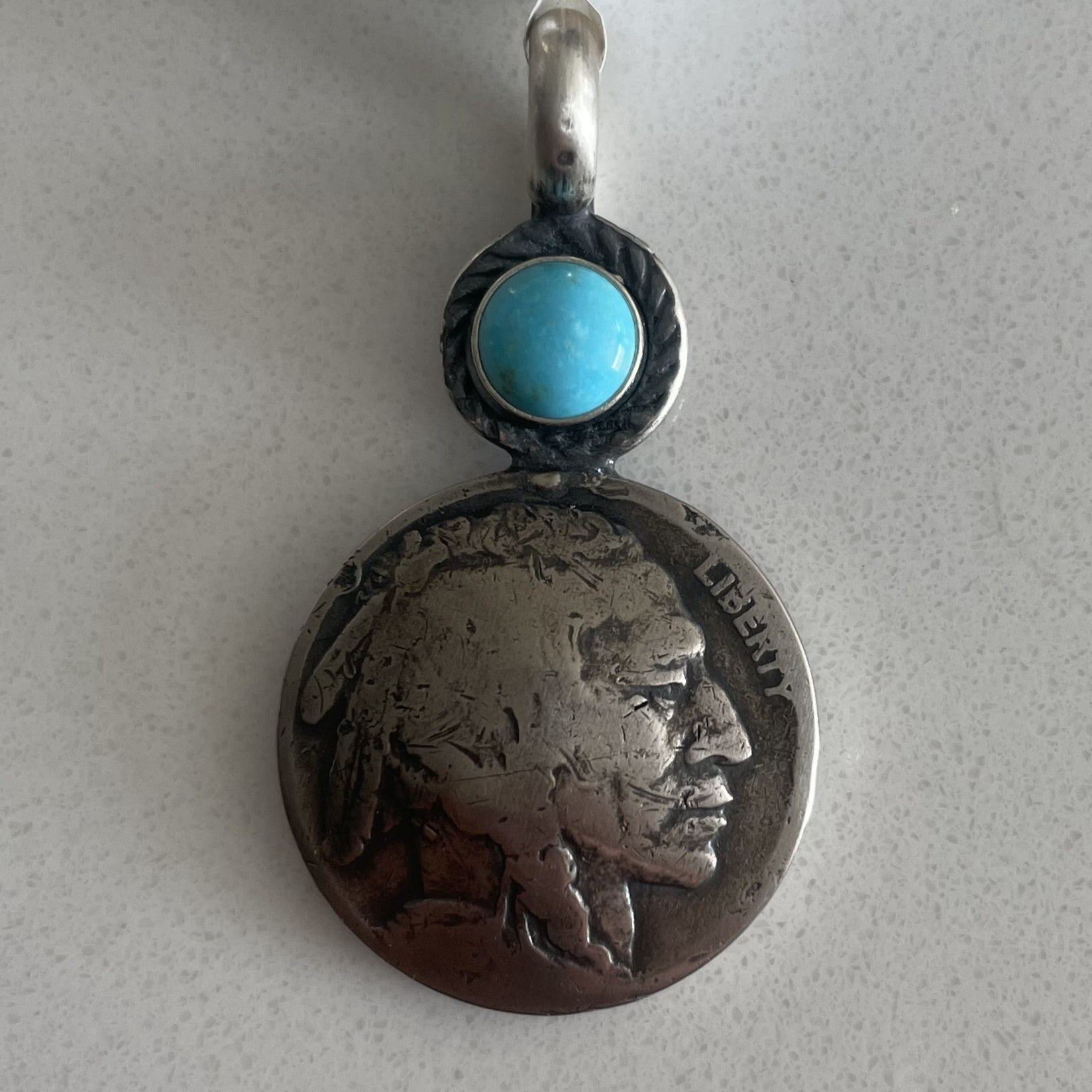 Nickle Pendant