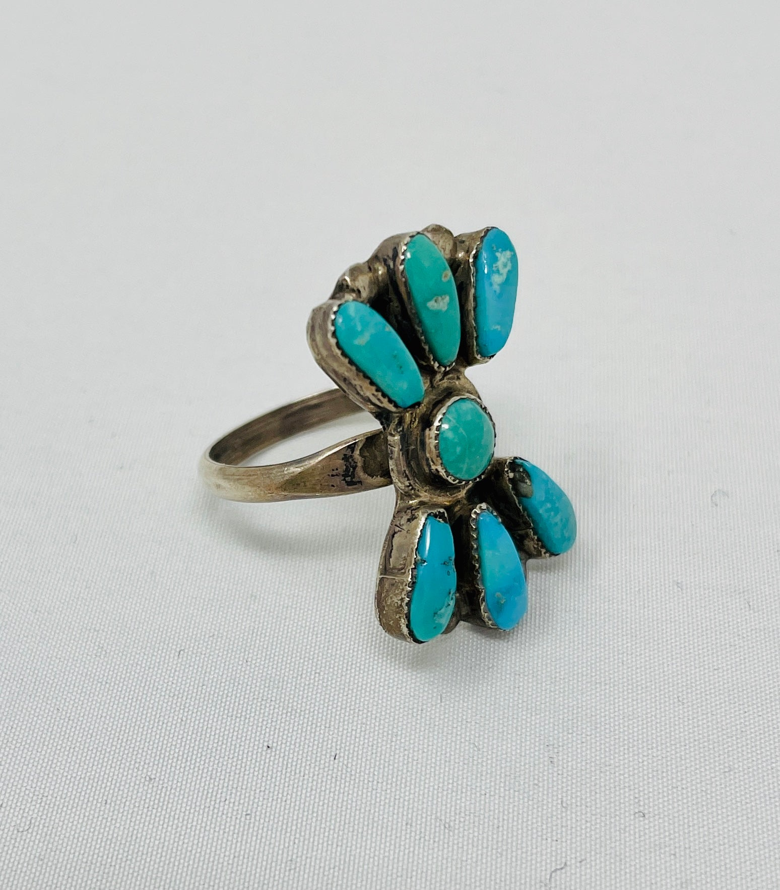 Zuni Petit Point Ring