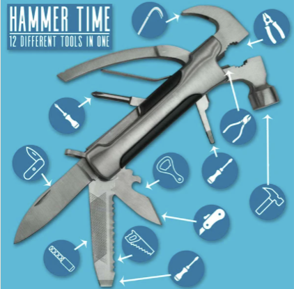 Multi-Tool - Hammer Time