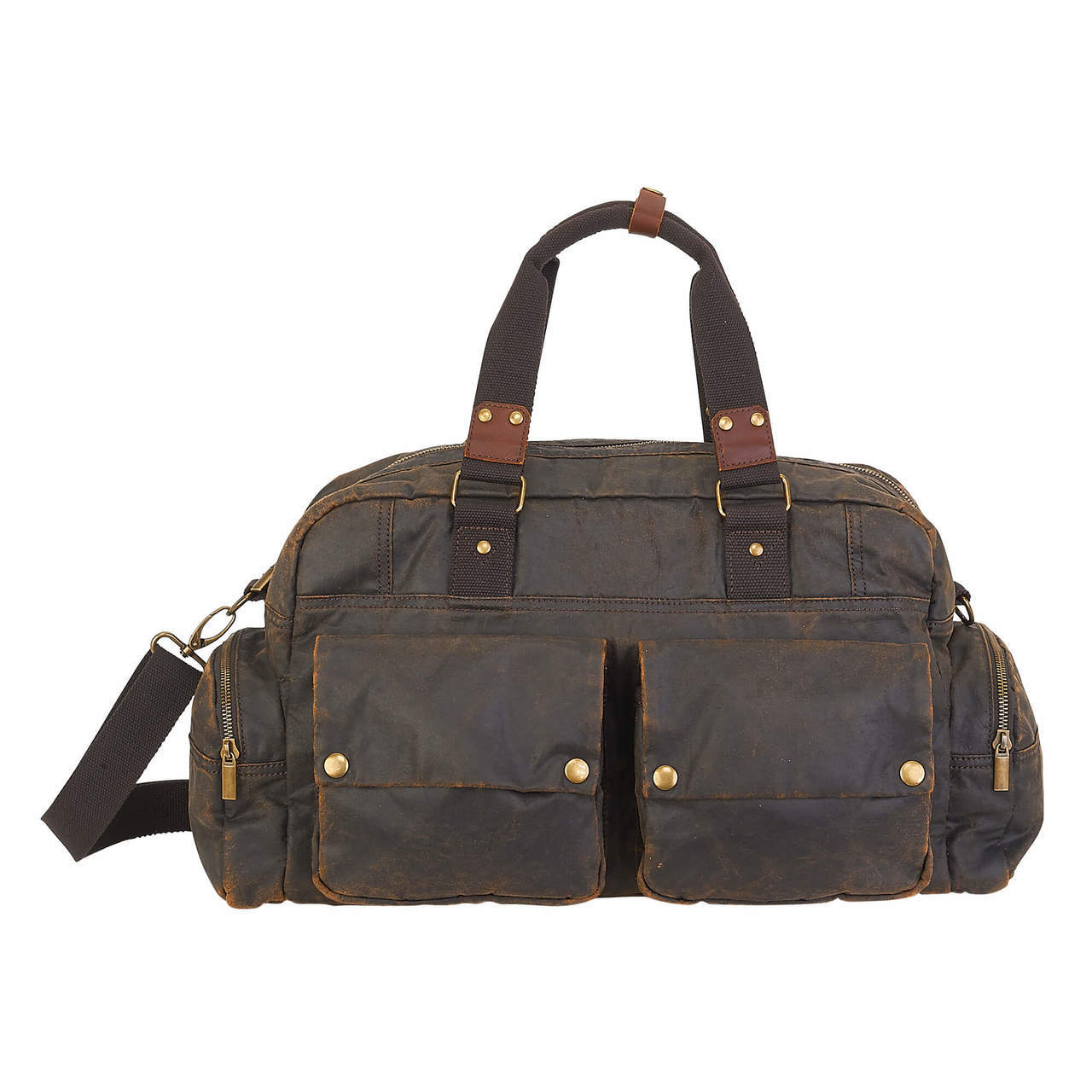 Distressed Duffle