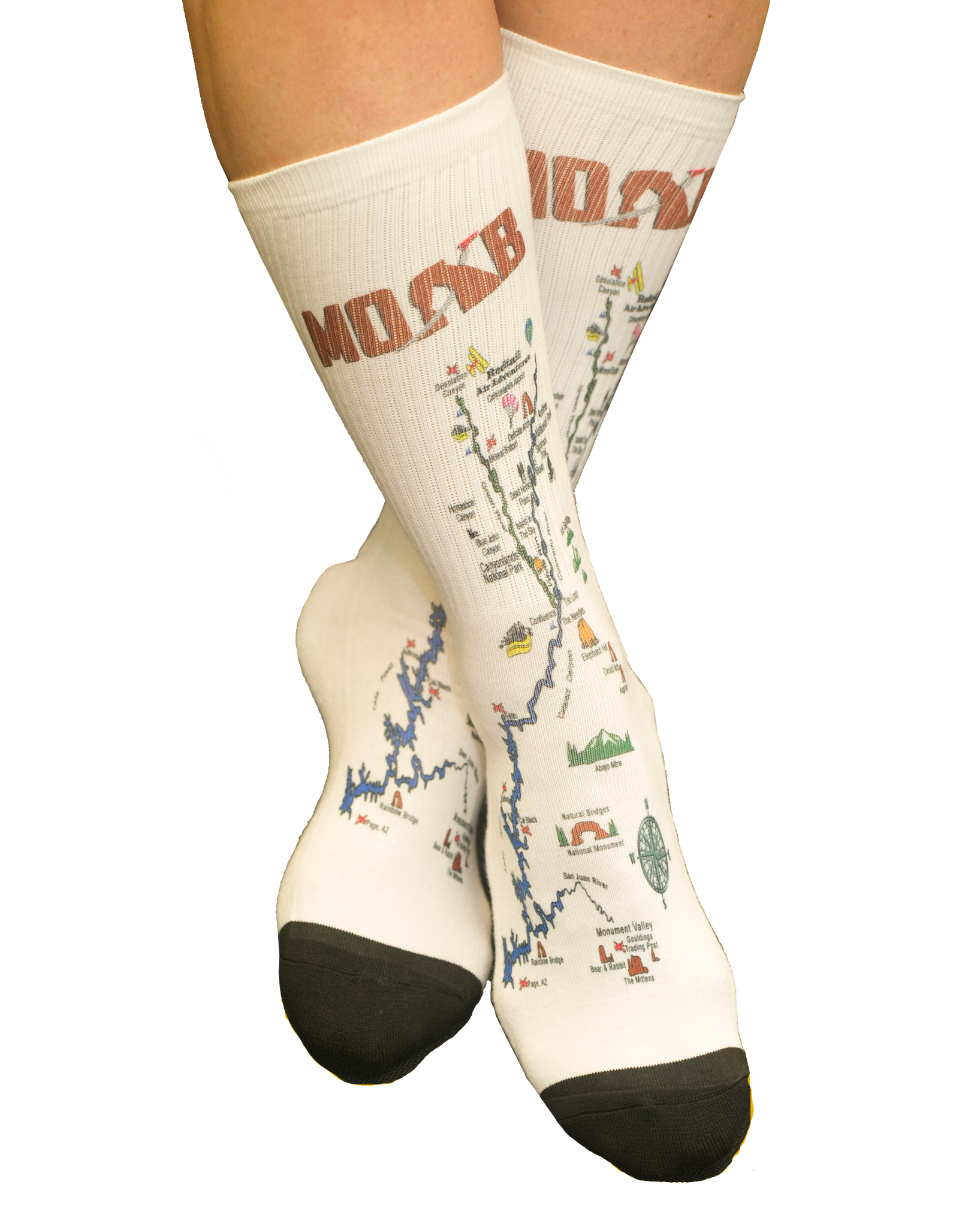 Map Socks