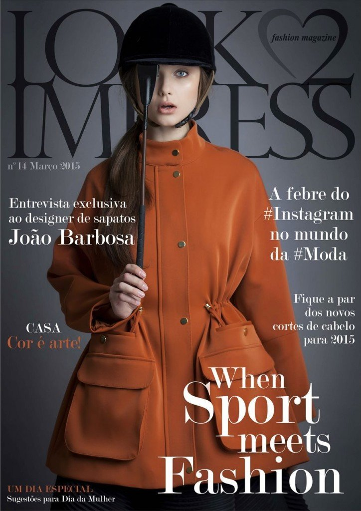 LOOK2IMPRESS MAGAZINE #14 | Boutique Minimaliste