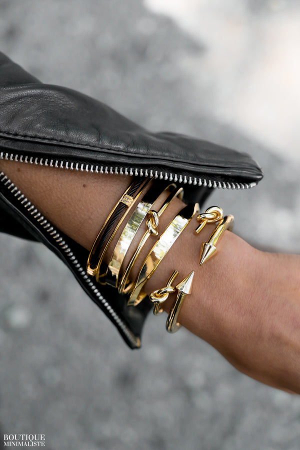 Spikes Cuff - Simple
