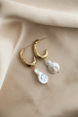Junia Earrings - Boutique Minimaliste Jewelry