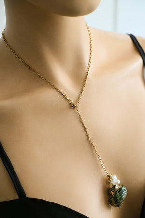 Dahlia Necklace - Boutique Minimaliste Jewelry