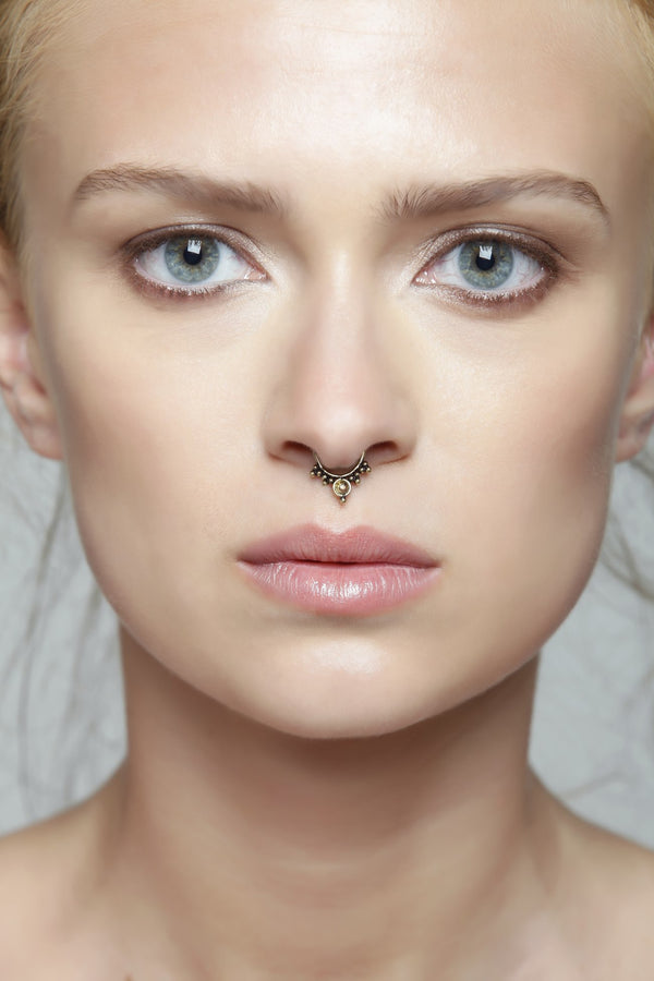 Septum Ring - Double