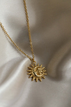 Apollo Necklace - Boutique Minimaliste