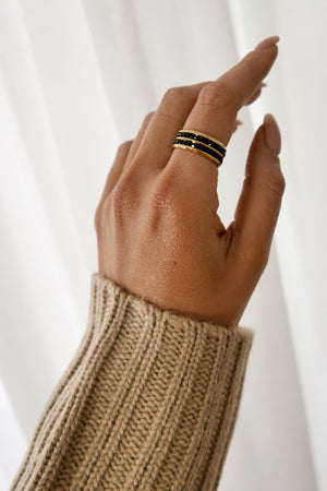 Brianna Ring - Boutique Minimaliste