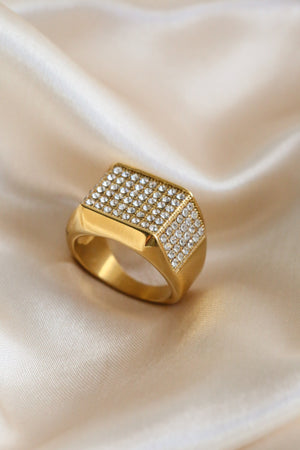 Brillante Ring - Boutique Minimaliste