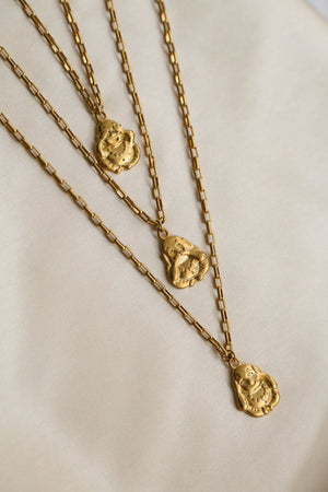 Buddha Necklace - Boutique Minimaliste