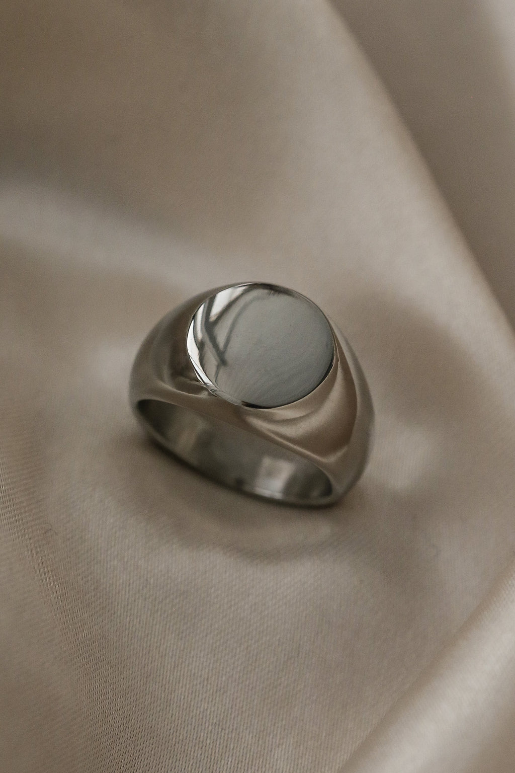 Cameron Man Ring - Boutique Minimaliste
