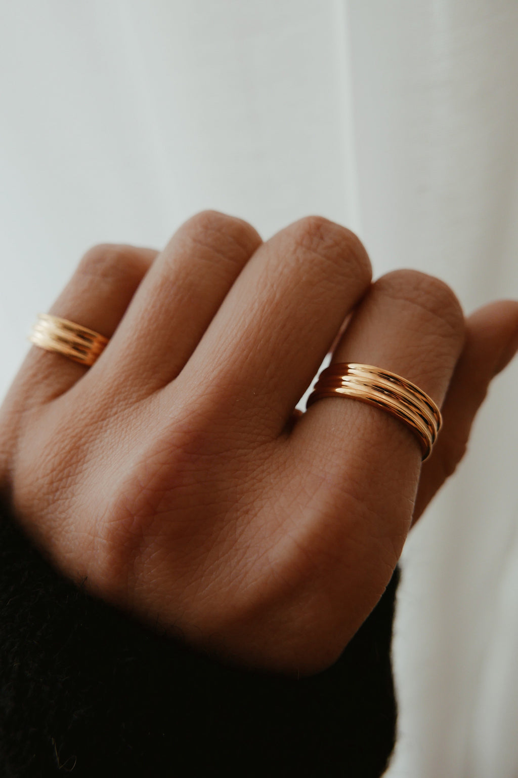 Carly Ring - Boutique Minimaliste
