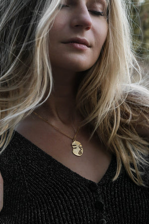 Carmen Necklace - Boutique Minimaliste