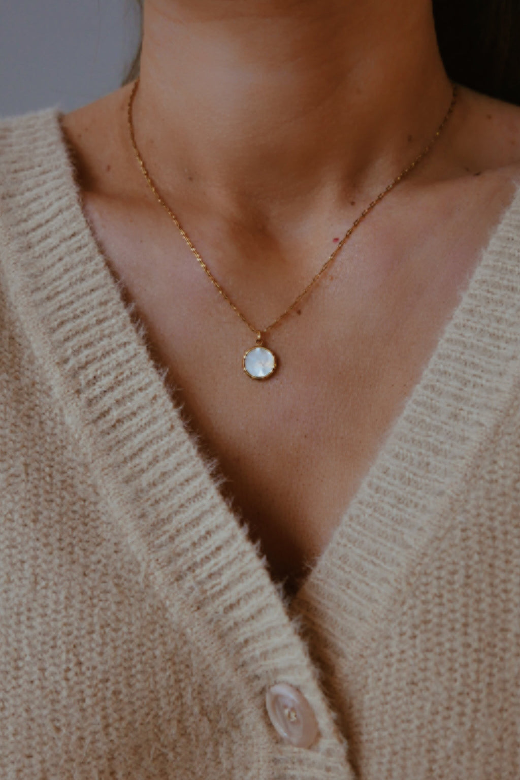 Caylee Necklace - Boutique Minimaliste
