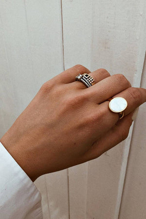 Charlotte Ring - Boutique Minimaliste