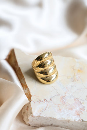 Cocktail Ring - Boutique Minimaliste