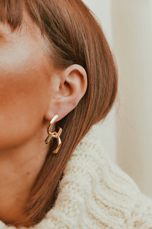 Como Earrings - Boutique Minimaliste