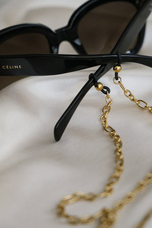Costa Smeralda Sunglasses Chain - Boutique Minimaliste
