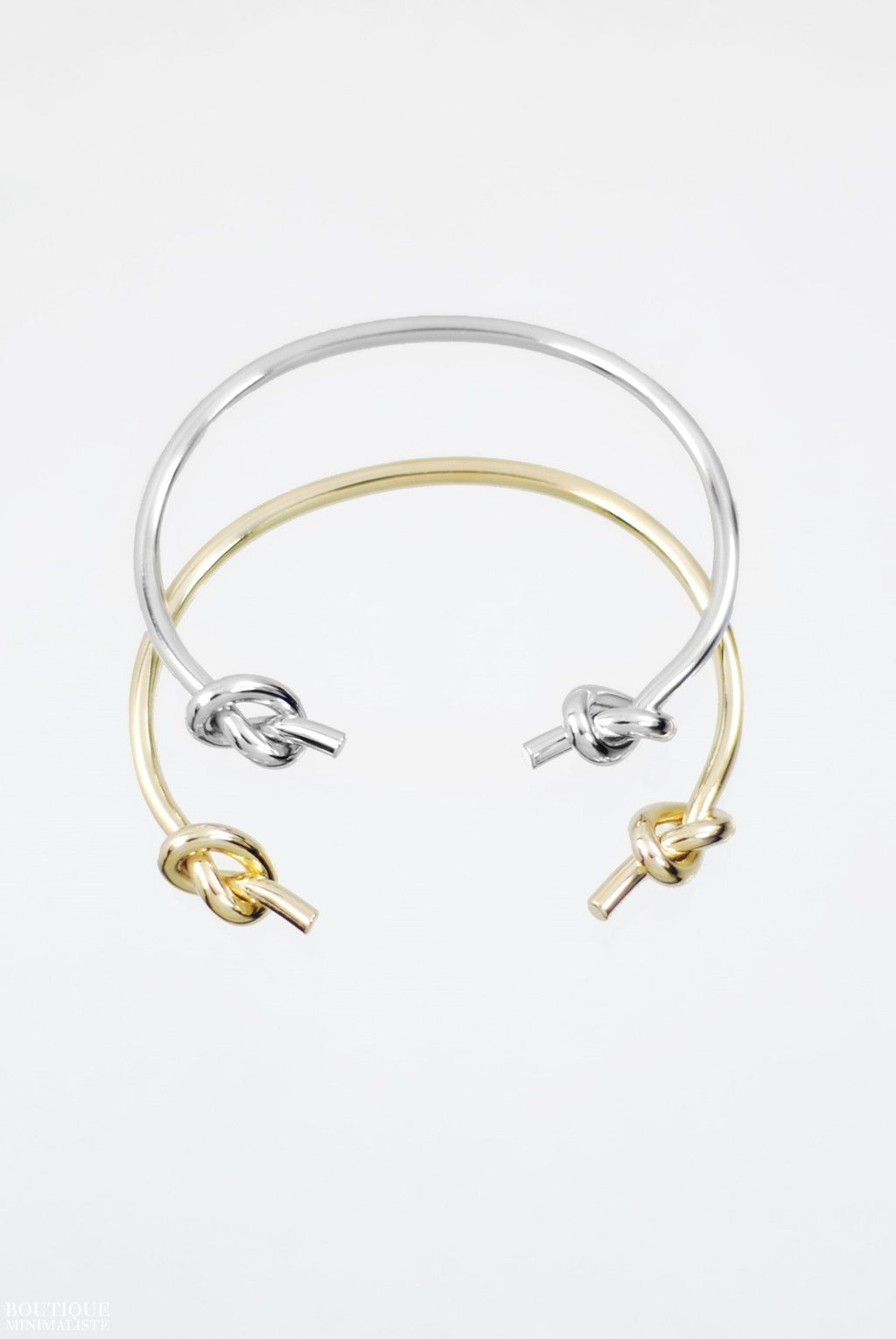 Double knot cuff - Boutique Minimaliste
