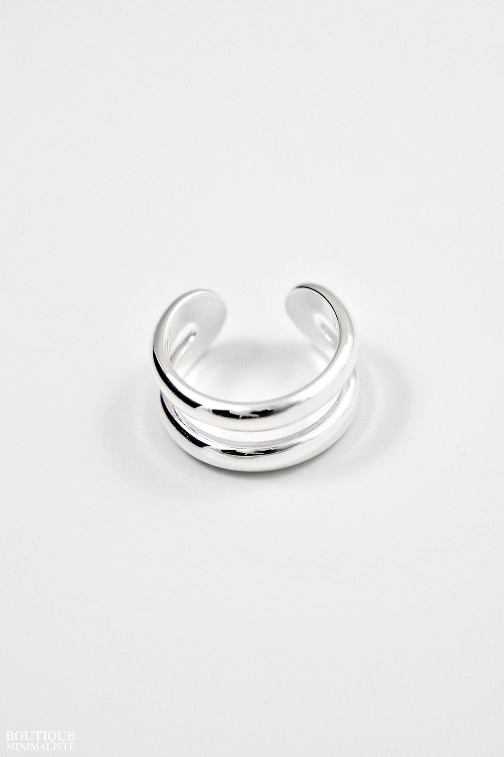 Double Ring - Boutique Minimaliste