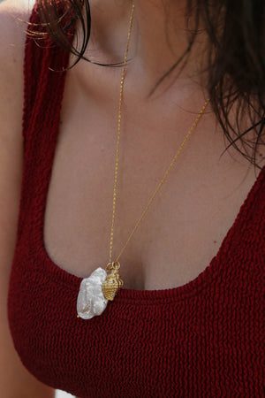 Elodie Necklace - Boutique Minimaliste