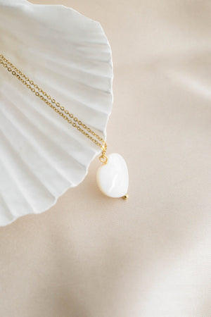 Emmeline Heart Necklace - Boutique Minimaliste