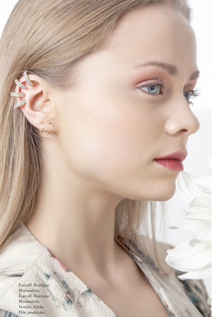 Inoubliable Ear cuff - Boutique Minimaliste