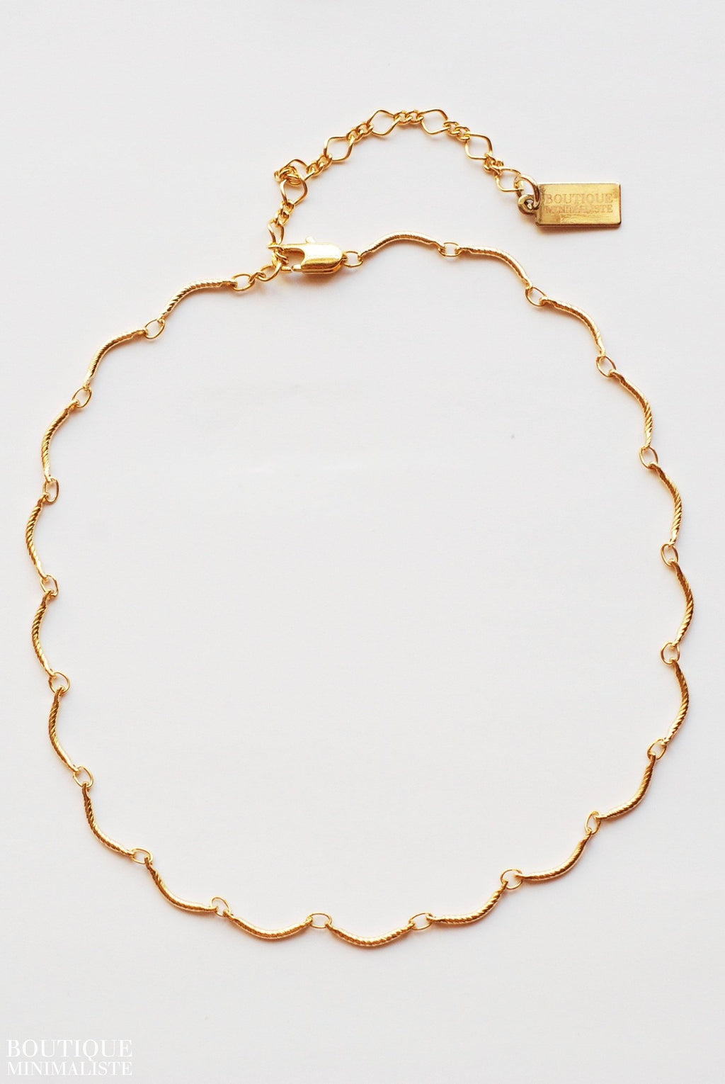 Isabella Necklace - Boutique Minimaliste