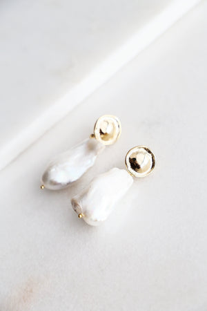 Jeanne Earrings - Boutique Minimaliste
