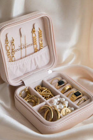 Jewelry Travel Case - Small - Boutique Minimaliste