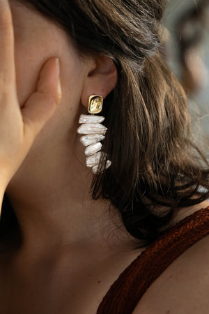 Juliette Earrings - Boutique Minimaliste