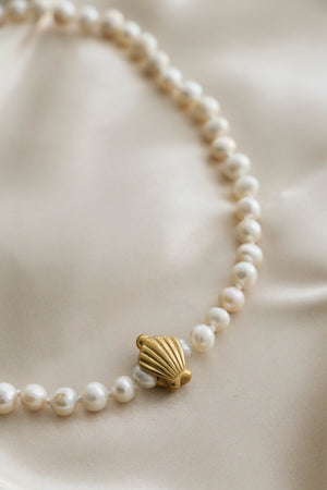 Mermaid Necklace - Boutique Minimaliste