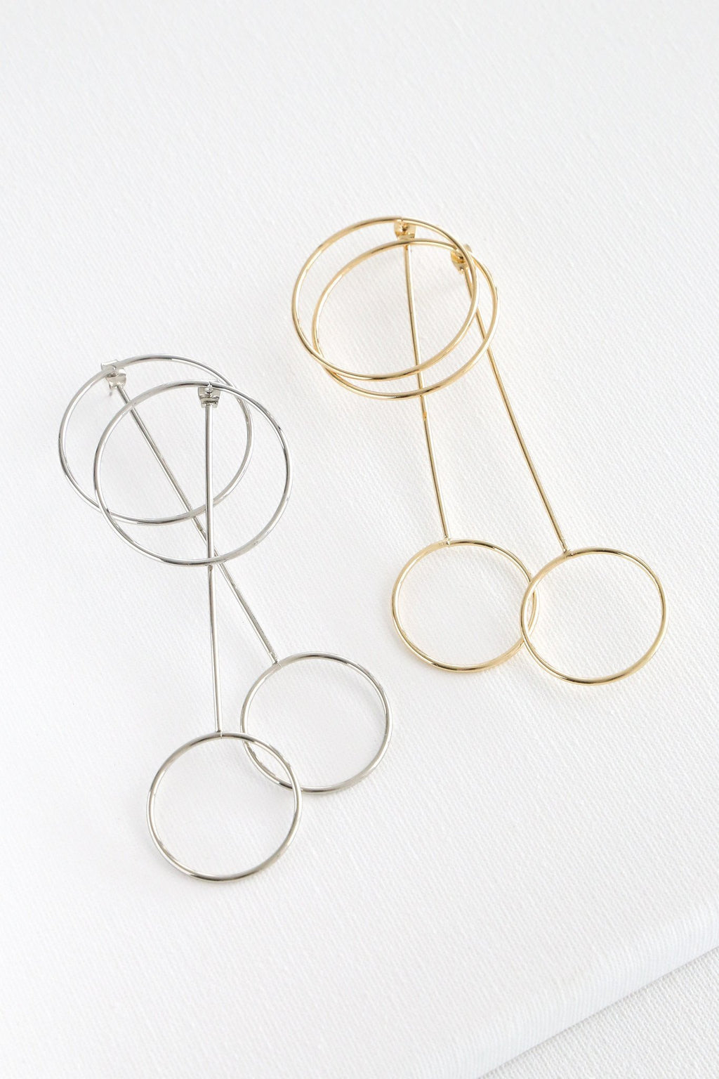 Michelle Earrings - Boutique Minimaliste