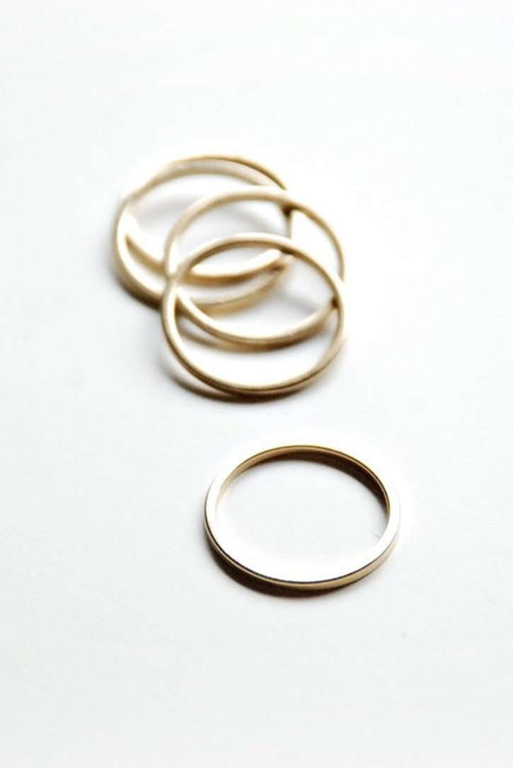 Midi Ring - Boutique Minimaliste