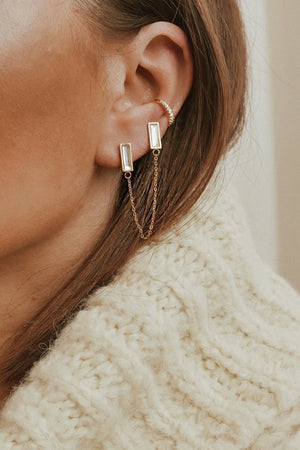 Parma Earrings - Boutique Minimaliste