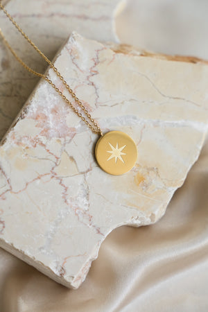 Polaris Necklace - Boutique Minimaliste